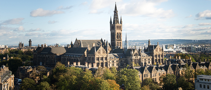 University of Glasgow guide